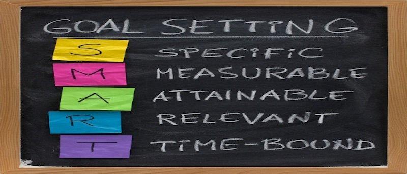 Definir os objectivos de um evento