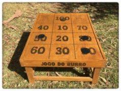 Aluguer Jogo do Burro