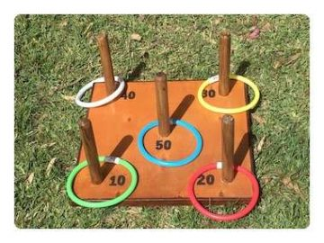 Jogo das Argolas, jogos-tradicionais