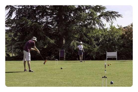 Alugar Jogo do Croquet