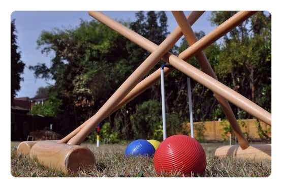 Jogo do Croquet
