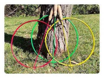 Jogo Arco e Gancheta, Jogos tradicionais
